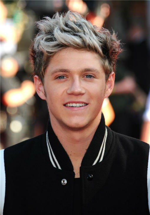 One Direction member Niall Horan walks the red carpet at the premiere of &#39;One Direction: This Is Us&#39; in London on Aug. 20, 2013. <span class=meta>(Anthony Harvey &#47; Startraksphoto.com)</span>