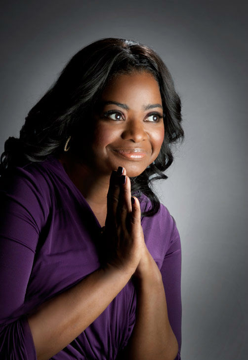 Octavia Spencer, who is an Academy Award Nominee...
