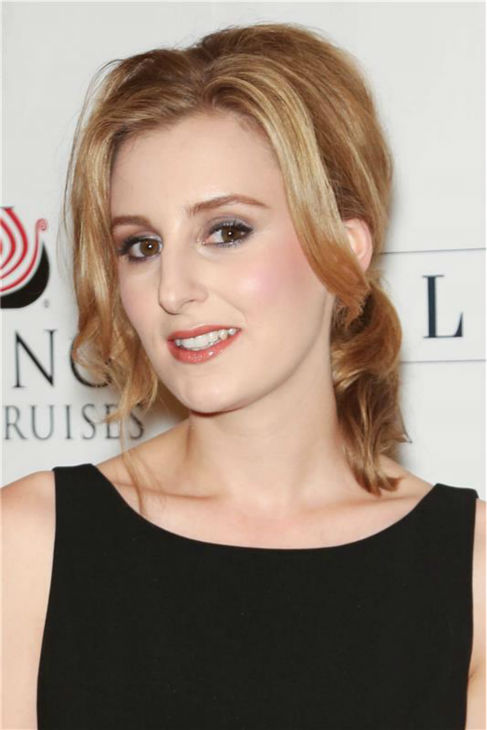 "<div class=""meta ""><span class=""caption-text "">'Downton Abbey' actress Laura Carmichael attends the 'Downton Abbey' photo call at The Beverly Hilton Hotel on Aug. 6, 2013 in Beverly Hills, California. (Chris Hatcher / startraksphoto.com)</span></div>"