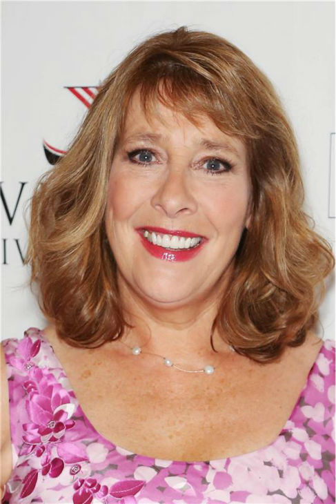 &#39;Downton Abbey&#39; actress Phyllis Logan attends the &#39;Downton Abbey&#39; photo call at The Beverly Hilton Hotel on Aug. 6, 2013 in Beverly Hills, California. <span class=meta>(Chris Hatcher &#47; startraksphoto.com)</span>