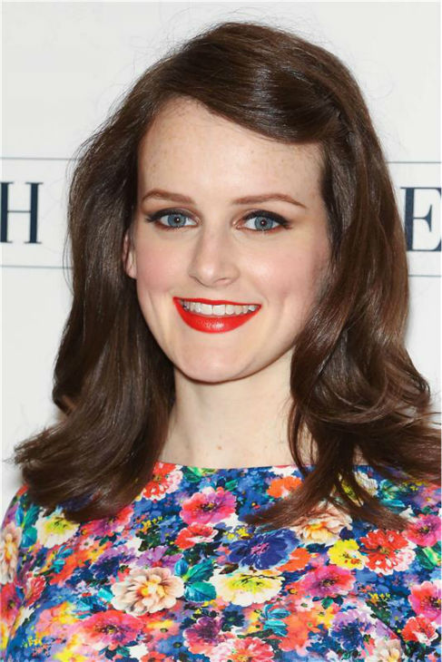 &#39;Downton Abbey&#39; actress Sophie McShera attends the &#39;Downton Abbey&#39; photo call at The Beverly Hilton Hotel on Aug. 6, 2013 in Beverly Hills, California. <span class=meta>(Chris Hatcher &#47; startraksphoto.com)</span>