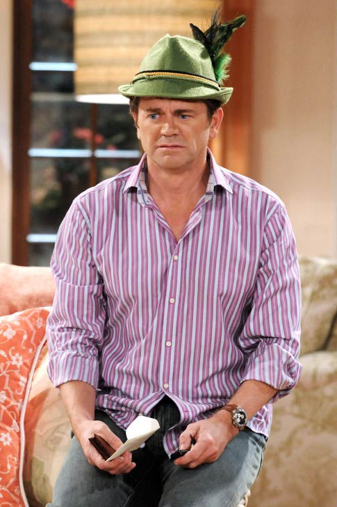 "<div class=""meta image-caption""><div class=""origin-logo origin-image ""><span></span></div><span class=""caption-text"">John Michael Higgins appears in a still from 'Happily Divorced.' (TV Land)</span></div>"