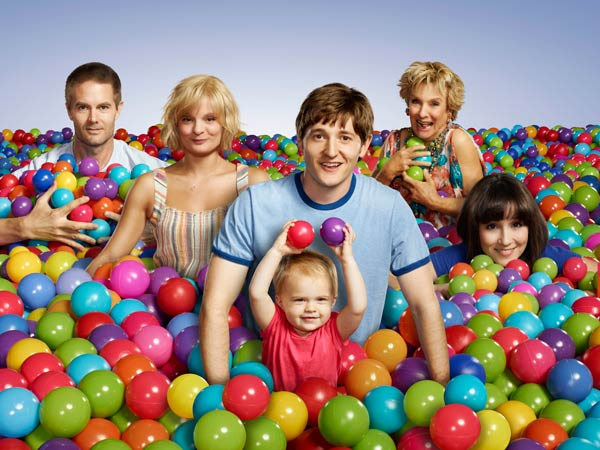 &#39;Raising Hope,&#39; FOX&#39;s family comedy that stars Martha Plimpton, returns for its third season on October 2, 2012. The show airs on Tuesdays between 8:00 and 8:30 p.m. <span class=meta>(FOX &#47; Matthias Clamer)</span>