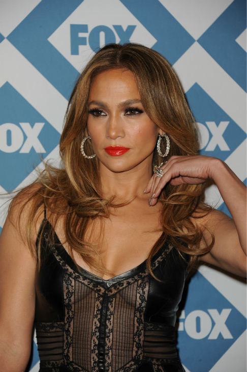 "<div class=""meta image-caption""><div class=""origin-logo origin-image ""><span></span></div><span class=""caption-text"">'American Idol' season 13 judge, pop singer and actress Jennifer Lopez appears at the FOX Winter 2014 event's all-star party at the Langham Hotel in Pasadena, California on Monday, Jan. 13, 2014. (Scott Kirkland / FOX)</span></div>"