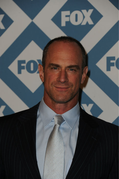 Christopher Meloni &#40;formerly of &#39;Law and Order: SVU&#39; and star of new FOX show &#39;Surviving Jack&#39;&#41; appears at the FOX Winter 2014 event&#39;s all-star party at the Langham Hotel in Pasadena, California on Monday, Jan. 13, 2014. <span class=meta>(Scott Kirkland &#47; FOX)</span>