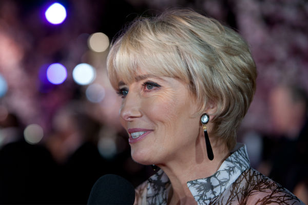 "<div class=""meta image-caption""><div class=""origin-logo origin-image ""><span></span></div><span class=""caption-text"">Emma Thompson attends the world premiere of Disney's 'Saving Mr. Banks' at the closing night of the 57th BFI London Film Festival at the Odeon Leicester Square theater in London on Oct. 20, 2013. (David Dettmann / Walt Disney Studios)</span></div>"