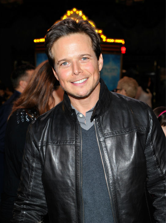 Scott Wolf attends the premiere of Disney&#39;s &#39;Frozen&#39; at the El Capitan Theatre in Los Angeles on Nov. 19, 2013. <span class=meta>(John Sciulli &#47; WireImage for Walt Disney Studios)</span>