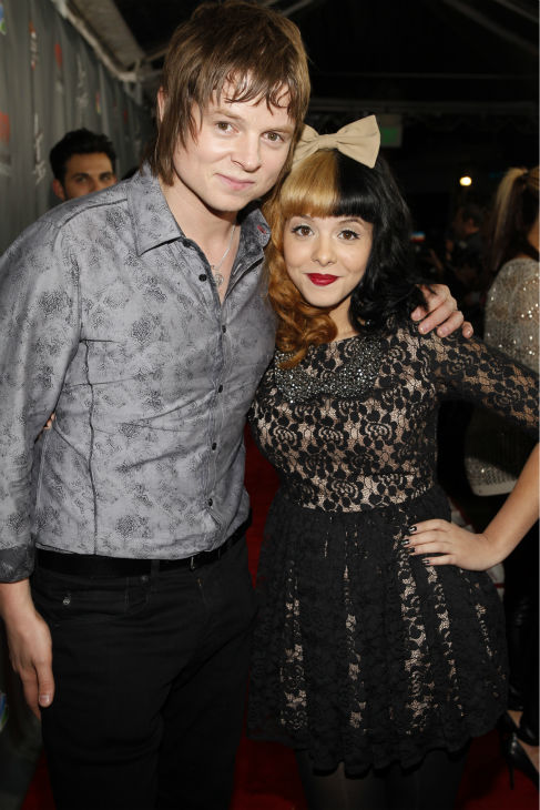 &#39;The Voice&#39; contestants Terry McDermott &#40;&#39;Team Blake&#39;&#41; and Melanie Martinez &#40;&#39;Team Adam&#39;&#41; appear at the House of Blues in Los Angeles on Nov. 8, 2012 for the NBC show&#39;s special concert to celebrate the announcement of the top 12. <span class=meta>(Frazer Harrison &#47; NBC)</span>