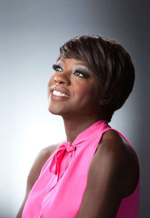 Viola Davis, who is an Academy Award Nominee for &#39;Actress in a Leading Role&#39; for her work in &#39;The Help,&#39; appears in a portrait taken by Douglas Kirkland on February 6, 2012. <span class=meta>(A.M.P.A.S. &#47; Douglas Kirkland)</span>