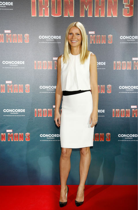 "<div class=""meta image-caption""><div class=""origin-logo origin-image ""><span></span></div><span class=""caption-text"">Gwyneth Paltrow attends the 'Iron Man 3' photo call at Hotel Bayerischer Hof in Munich, Germany on April 12, 2013. (Walt Disney Studios)</span></div>"