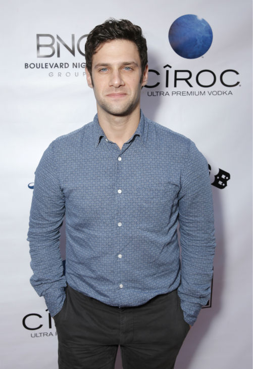 Justin Bartha attends the West Coast premiere of &#39;CBGB&#39; at the ArcLight Hollywood theater in Los Angeles on Tuesday, Oct. 1, 2013. The event was sponsored by Ciroc. <span class=meta>(Todd Williamson &#47; Invision for Ciroc &#47; AP)</span>