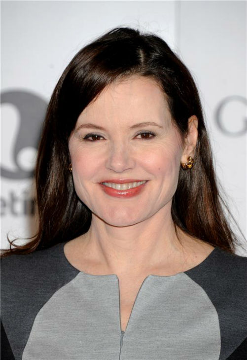 Geena Davis attends the Hollywood Reporter&#39;s 2013 Women In Entertainment Breakfast in Beverly Hills, California on Dec. 11, 2013. <span class=meta>(Daniel Robertson &#47; Startraksphoto.com)</span>
