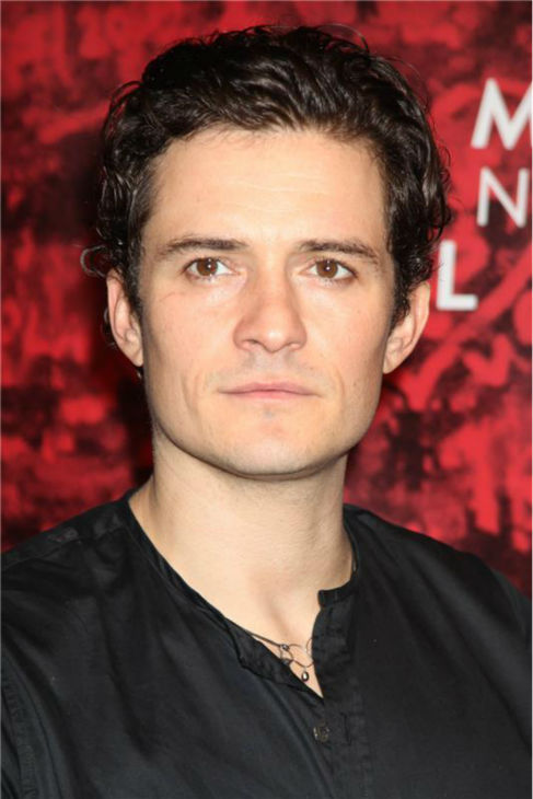 Orlando Bloom attends the opening night party for the play &#39;Romeo and Juliet,&#39; which marks his Broadway debut, in New York on Sept. 19, 2013. <span class=meta>(Adam Nemser &#47; Startraksphoto.com)</span>