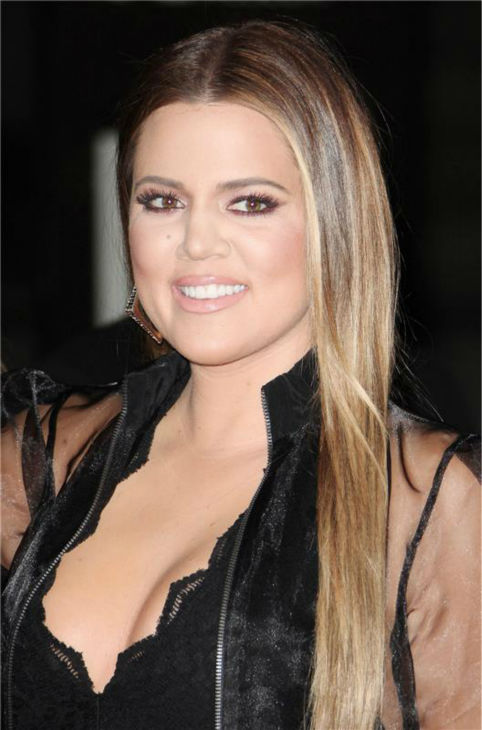 "<div class=""meta image-caption""><div class=""origin-logo origin-image ""><span></span></div><span class=""caption-text"">Khloe Kardashian appears at a launch party for the Kardashian Kollection For Lipsy at the National History Museum in London on Nov. 14, 2013. (ABACA / Startraksphoto.com)</span></div>"
