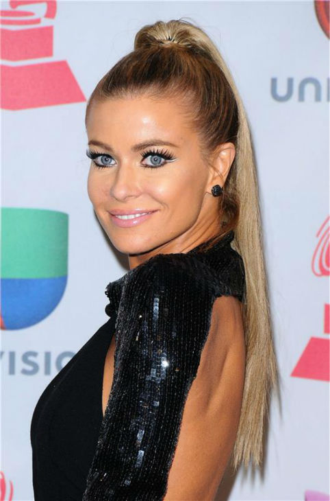 "<div class=""meta ""><span class=""caption-text "">Carmen Electra arrives at the 2013 Latin Grammy Awards at the Mandalay Bay Hotel and Casino in Las Vegas on Nov. 21, 2013. (Dave Proctor / Startraksphoto.com)</span></div>"