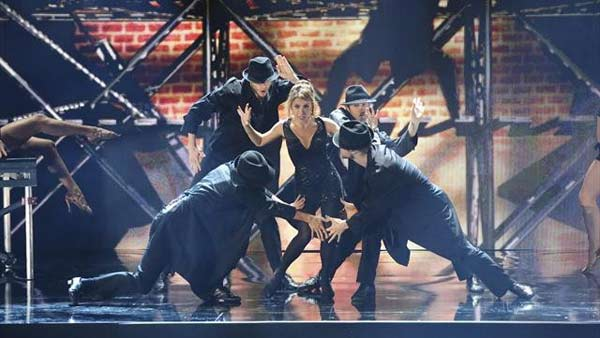 "<div class=""meta image-caption""><div class=""origin-logo origin-image ""><span></span></div><span class=""caption-text"">Paula Abdul returned to the ballroom to perform in the final 'Macy's Stars of Dance' on 'Dancing With The Stars: The Results Show' on November 20, 2012. (ABC Photo)</span></div>"