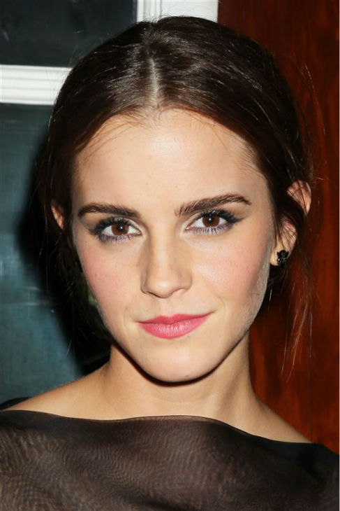 "<div class=""meta ""><span class=""caption-text "">Emma Watson appears at the after party for the premiere of 'Noah' at The Boathouse in New York on March 26, 2014. She is wearing a black, sheer and floral Erdem Fall 2014 Ready-To-Wear dress. The actress plays Ila, wife of Noah's son Shem, in Darren Aronofsky's movie.</span></div>"