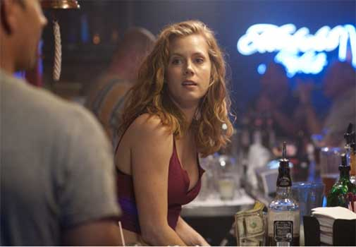 Amy Adams appears in a scene from the 2010 film &#39;The Fighter.&#39; The film earned Adams her third Oscar nomination.Adams had a surprising career path. &#39;I wasn&#39;t cut out to be a waitress, and I certainly wasn&#39;t cut out to be a Hooters waitress,&#39; the actress told Parade magazine. &#39;That was a short-lived ambition.&#39;  <span class=meta>(Fighter, LLC&#47;Jojo Whilden)</span>