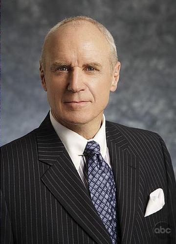 Alan Dale in a promotional still for 'Ugly Betty.'
