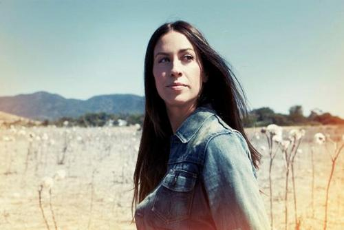 Alternative rock singer Alanis Morissette turns 38 on June 1, 2012. <span class=meta>(twitter.com&#47;morissette)</span>