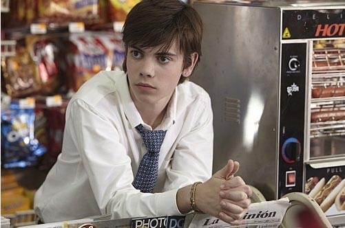 Alexander Gould turns 18 on May 4, 2012. The young actor is known for his guest appearances on &#39;Ally McBeal&#39; and his recurring role on &#39;Weeds&#39; and his role in films such as &#39;They,&#39; &#39;Finding Nemo,&#39; and &#39;Bambi II.&#39;  <span class=meta>(Showtime)</span>