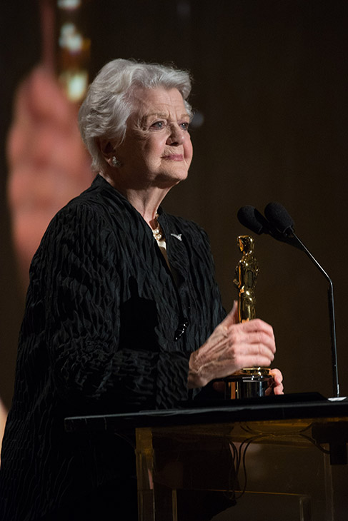 Honorary Award recipient Angela Lansbury appears at the 2013 Governors Awards at The Ray Dolby Ballroom in Hollywood, California on Saturday, Nov. 16, 2013. <span class=meta>(Jordan Murph &#47; A.M.P.A.S.)</span>
