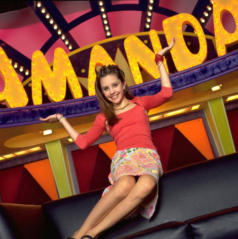 "<div class=""meta image-caption""><div class=""origin-logo origin-image ""><span></span></div><span class=""caption-text"">Amanda Bynes nabbed her own television series in 1999, 'The Amanda Show,' which was on Nickelodeon. The series was a spin-off of the show that helped her rise to fame years prior: 'All That.'  The show also starred Drake Bell.  (Pictured: Amanda Bynes appears in a scene from her 1999 television series, 'The Amanda Show.') (Nickelodeon / 'The Amanda Show')</span></div>"