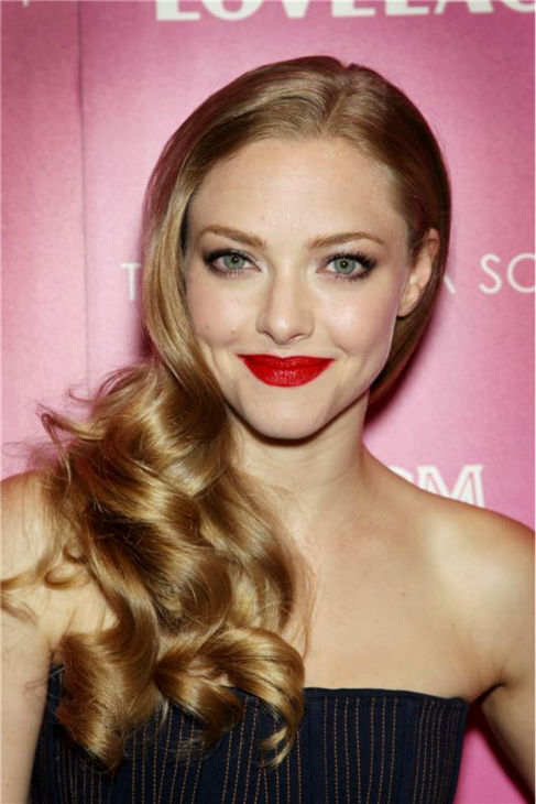 "<div class=""meta ""><span class=""caption-text "">Amanda Seyfried attends a screening of 'Lovelace,' hosted by the Cinema Society and MCM with Grey Goose, at the Metropolitan Museum of Art (MoMa) in New York on July 30, 2013. (Marion Curtis / Startraksphoto.com)</span></div>"