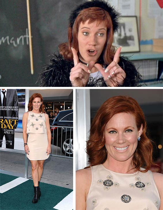 Elisa Donovan starred as Amber Mariens in &#39;Clueless,&#39; one of Cher&#39;s classmates. In the film, Amber and Cher often clashed over debate topics and style choices, but despite the bickering, Amber always played second-fiddle to the popular Cher.   Following her role in &#39;Clueless,&#39; Donovan went on to star in numerous television films and shows, such as &#39;Beverly Hills, 90210,&#39; &#39;Sabrina the Teenage Witch&#39; and the &#39;Clueless&#39; TV series, where she reprised her role as Amber. In 2014, she appeared on an episode of ABC Family&#39;s &#39;Melissa and Joey,&#39; starring fellow &#39;90s icons, Melissa Joan Hart and Joey Lawrence.   Donovan and husband Charlie Bigelow welcomed a daughter, Scarlett, in May 2012.   &#40;Pictured: Left -- Elisa Donovan appears in a still from &#39;Clueless&#39;. &#47; Elisa Donovan appears at the premiere of the movie &#39;Draft Day&#39; in Los Angeles on April 7, 2014. <span class=meta>(Paramount Pictures &#47; Sara De Boer &#47; startraksphoto.com)</span>