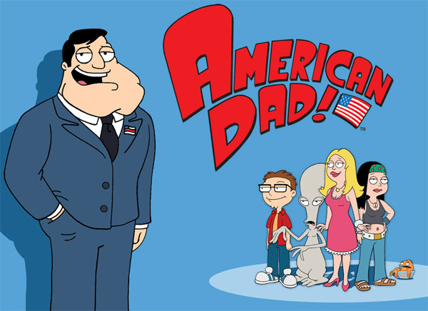 "<div class=""meta image-caption""><div class=""origin-logo origin-image ""><span></span></div><span class=""caption-text"">'American Dad,' FOX's animated TV series created by Seth MacFarlane, premieres on Sept. 25, 2011 and will air on Sundays from 9:30 to 10 p.m. (FOX)</span></div>"