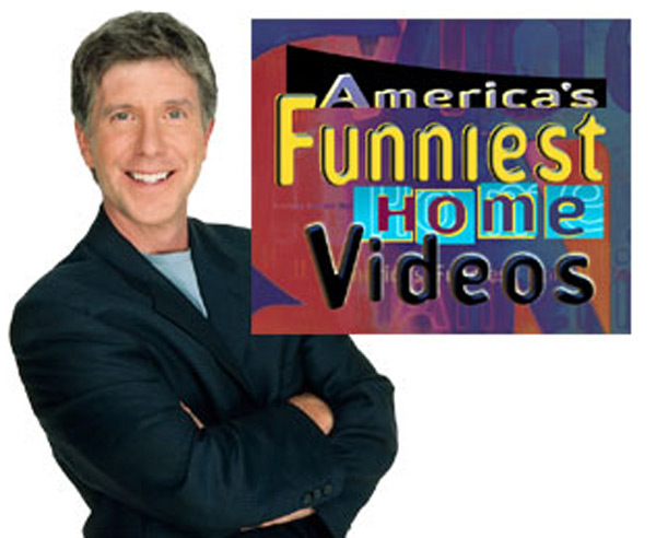 Still image from 'America's Funniest Home Videos'