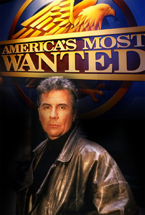 Still image of John Walsh from 'America's Most Wanted.'