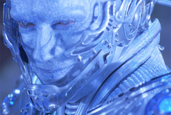 &#39;Tonight, hell freezes over!&#39; - Arnold Schwarzenegger&#39;s character Mr. Freeze, a molecular biologist who suffered a terrible accident, says in the 1997 movie &#39;Batman &amp; Robin.&#39; <span class=meta>(Warner Brothers)</span>