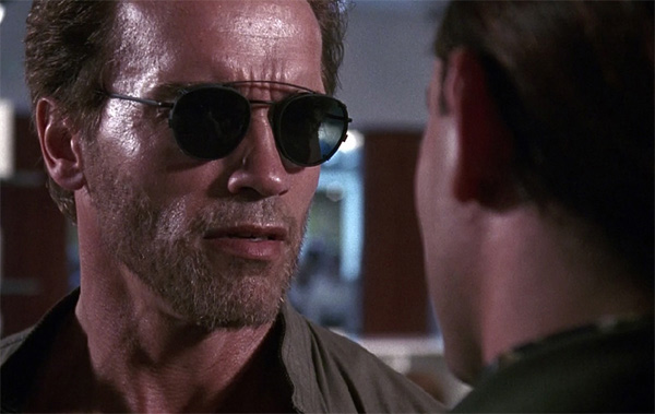 &#39;We&#39;re going to play a wonderful game called, who is my daddy and what does he do?&#39; Arnold Schwarzenegger&#39;s character Detective John Kimble, an undercover cop posing as a teacher, asks the kindergarten kids in order to keep them quiet in the 1990 movie &#39;Kindergarten Cop.&#39; <span class=meta>(Imagine Entertainment)</span>