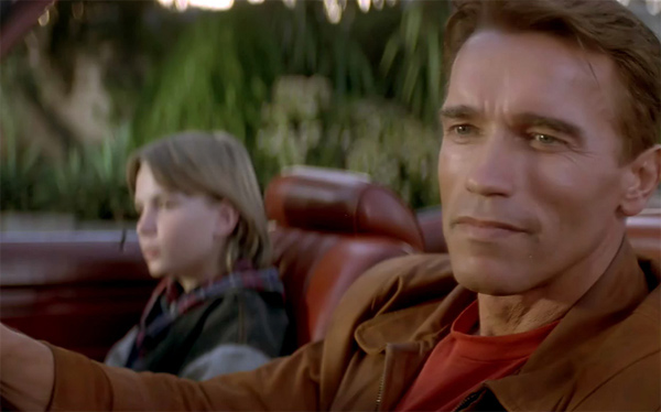 &#39;Here&#39;s another explosion for your movie, kid.&#39; - Arnold Schwarzenegger&#39;s character Jack Slater, a larger-than-life action hero, says in the 1993 movie &#39;Last Action Hero.&#39; <span class=meta>(Columbia Pictures Corporation)</span>