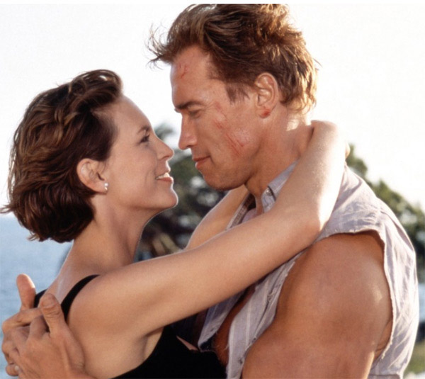 &#39;We&#39;re cool, we&#39;re badasses, blah, blah, blah.&#39; - Arnold Schwarzenegger&#39;s character Harry Tasker, who leads a double life and performs covert missions for the U.S. Government, says to Helen Tasker in the 1994 movie &#39;True Lies.&#39; <span class=meta>(20th Century Fox)</span>