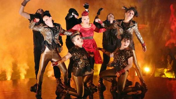 The final 'AT&T Spotlight Performance' featured 21-year old Parris Goebel on 'Dancing With The Stars: The Results Show' on November 20, 2012. She taught herself how to dance and has choreographed for Jennifer Lopez and Missy Elliot