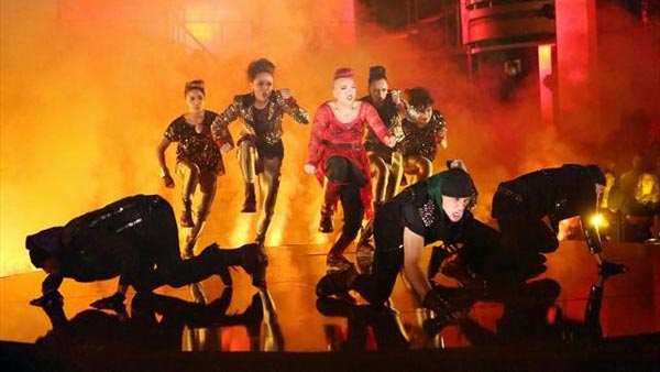 "<div class=""meta ""><span class=""caption-text "">The final 'AT&T Spotlight Performance' featured 21-year old Parris Goebel on 'Dancing With The Stars: The Results Show' on November 20, 2012. She taught herself how to dance and has choreographed for Jennifer Lopez and Missy Elliot (ABC Photo)</span></div>"