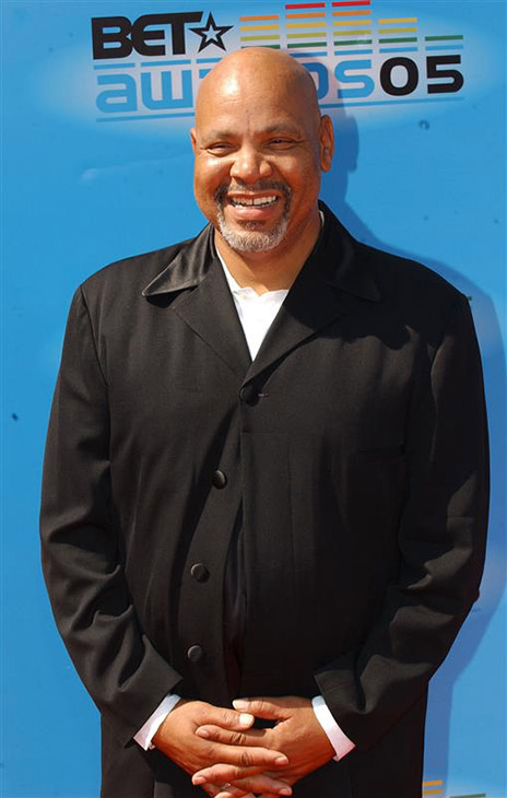 James Avery appears at the 2005 BET Awards in Los Angeles on June 28, 2005. The actor, who played Uncle Phil on 'The Fresh Prince of Bel-Air,' died on Dec. 31, 2013 at age 68 from complications of open heart surgery.