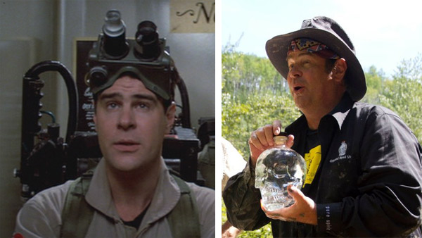 Dan Aykroyd appears as Dr. Raymond 'Ray' Stantz...