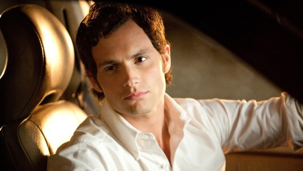 Penn Badgley appears in a scene from the 2010...