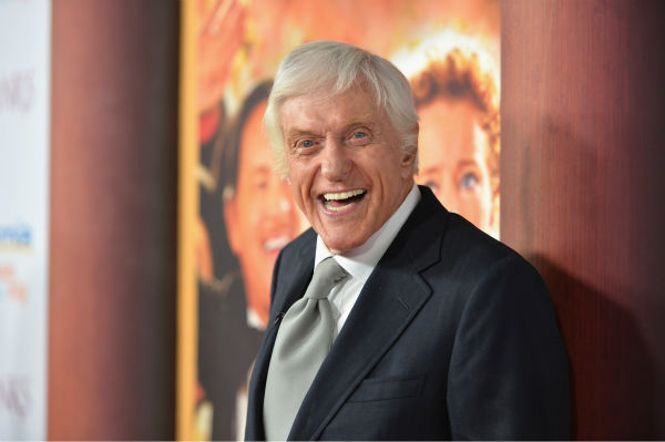 'Mary Poppins' star Dick Van Dyke, who turns 88 on Dec. 13, 2013, attends the premiere of 'Saving Mr. Banks' on Dec. 9, 2013.