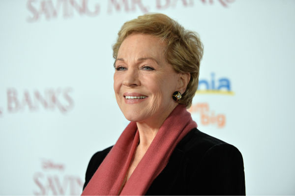 "<div class=""meta image-caption""><div class=""origin-logo origin-image ""><span></span></div><span class=""caption-text"">'Mary Poppins' star Julie Andrews, 78, appears at the premiere of 'Saving Mr. Banks,' which depicts how Walt Disney, played by Tom Hanks, brought the former film to life. The event took place at the Walt Disney Studios in Burbank, California on Dec. 9., 2013. (Alberto E. Rodriguez / WireImage for Walt Disney Studios)</span></div>"