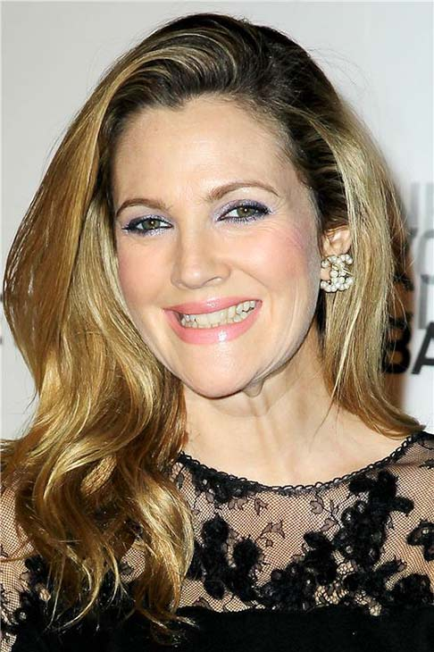 Drew Barrymore attends the New York City Ballet 2013 Fall Gala at the David H. Koch Theater at Lincoln Center in New York on Sept. 19, 2013. <span class=meta>(Humberto Carreno &#47; Startraksphotos.com)</span>
