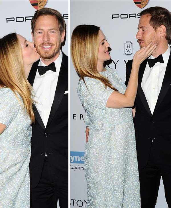 "<div class=""meta ""><span class=""caption-text "">We love Drew Barrymore because she isn't afraid to show her love and affection for her husband, Will Kopelman, in public. (Pictured: Drew Barrymore appears with Will Kopelman at the 2013 Baby2Baby Gala at the Book Bindery in Culver City California on Nov. 9, 2013.) (Sara De Boer / Startraksphoto.com)</span></div>"