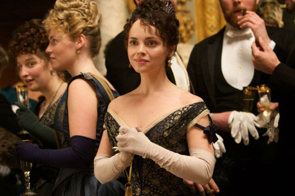 Christina Ricci appears in a still from the 2012 movie &#39;Bel Ami.&#39; <span class=meta>(Studiocanal GmbH &#47; Digital)</span>