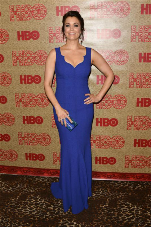 Bellamy Young &#40;Mellie on ABC&#39;s &#39;Scandal&#39;&#41; appears at HBO&#39;s 2014 Golden Globe Awards after party at the Circa 55 restaurant in Beverly Hills, California on Jan. 12, 2014. <span class=meta>(Tony DiMaio &#47; Startraksphoto.com)</span>