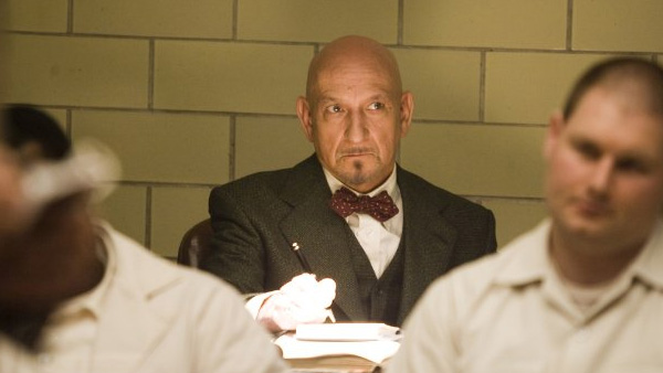 Ben Kingsley appears in a photo from the 2010...