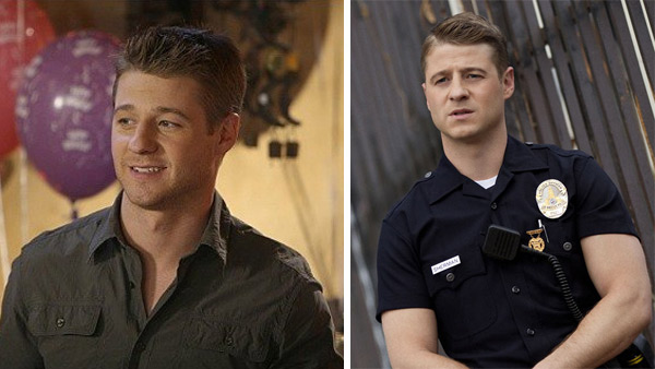 Ben McKenzie, who played Marissa&#39;s love interest Ryan on &#39;The O.C.,&#39; plays Officer Ben Sherman in the television series &#39;Southland&#39; on TNT. &#40;Pictured: Ben McKenzie appears in a scene from &#39;The O.C.&#39; &#47; Ben McKenzie appears in a scene from &#39;Southland.&#39;&#41; <span class=meta>(Warner Bros. Television &#47; TNT)</span>