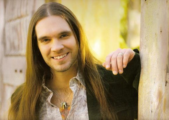 Promotional still of Bo Bice from his personal MySpace.
